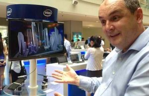 Intel Philippines country manager Calum Chisholm