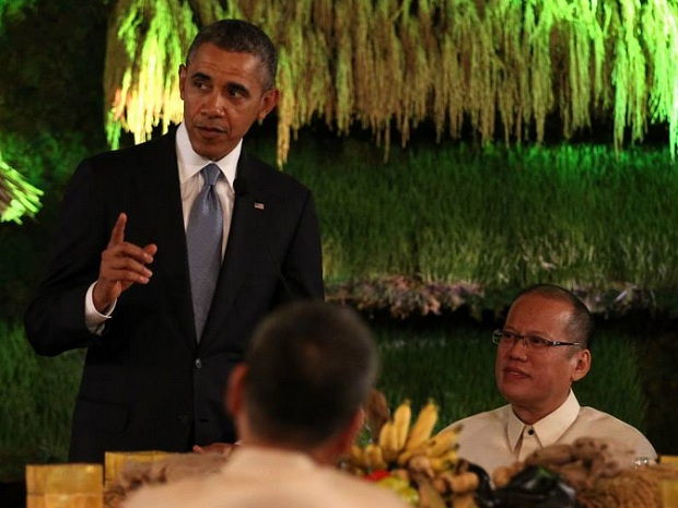 US president Barack Obama was in the Philippines on Monday when the USTR announced that it has removed the country from piracy watch list