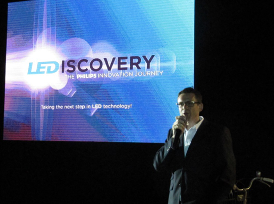 Mark Vasse, head of sales for professional channel at Philips