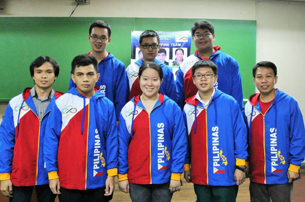 PH Team to the 55th IMO