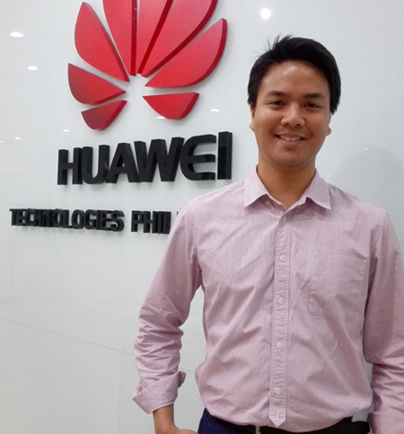 Michael Joseph David  heads the Dream Lab in Huawei's mobile division