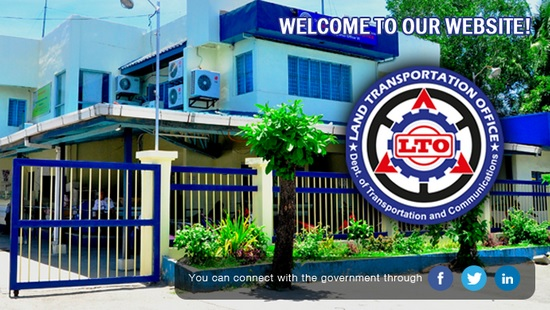 land transportation office in philippines Republic of the philippines  department of transportation & communications land transportation office: field office no (dsa.