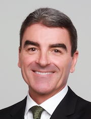 Chris Cheadle, General Manager and Senior Vice President of Oracle Asia Pacific