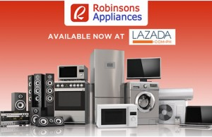 Robinson's Appliances tandems with Lazada.com.ph towards a stronger e-Commerce footprint in the Philippines copy