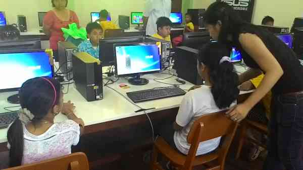 ASUS Foundation and ADOC open e-learning facility to help Tacloban residents