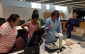 Historical researcher Marie L. Silva-Vallejo is leading the digitization project in the US