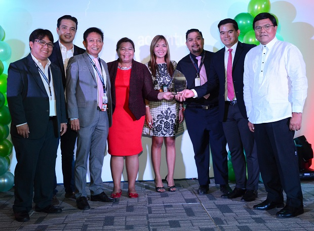 Accenture awarded a top employer in Cebu_1