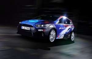 Ford Focus RS  - Gamescom Challenge