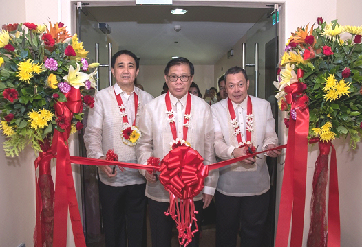Photo shows (from left) Anabatic Technologies CEO Handojo Sutjipto,  Anabatic Technologies chairman of the board Handoko Tanuadji, and Anabatic Technologies country manager Dan Viray