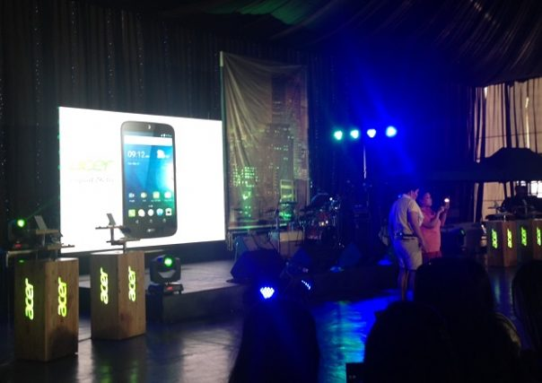 The grandiose launch was held at the Metrowalk Tent in Ortigas, Pasig City and graced by Acer brand endorser Toni Gonzaga