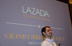 Lazada Philippines co-founder and CEO Inanc Balci