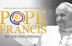 pope francis in PH