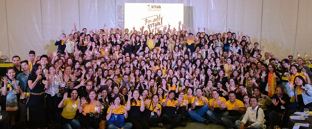 51Talk home-based online teachers during the ?Teachers? Conference? held recently in Pasig City