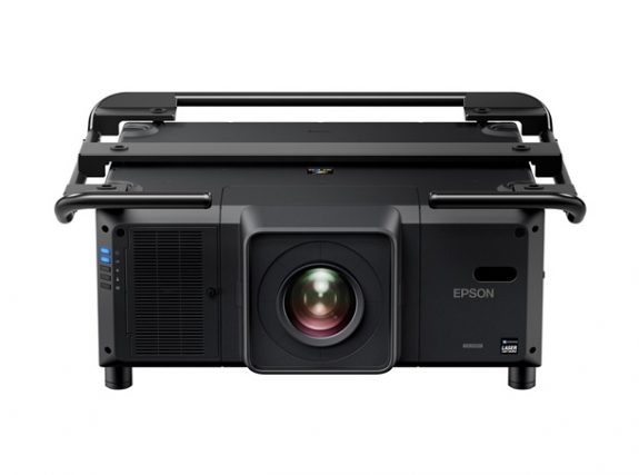 The 25,000-lumen 3LCD projector