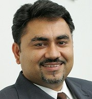 Jasbir Singh, Applications Vice President for ERP_SCM Asia Pacific, Oracle Corporation