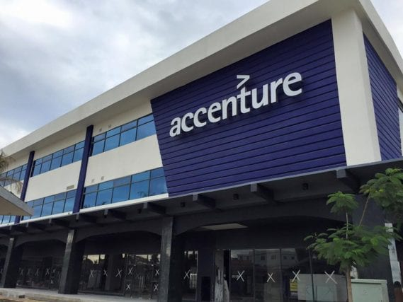 "accenture delivery centers Accenture is one of the world's sites around the world and at more than 40 delivery centers to ""accenture philippines."