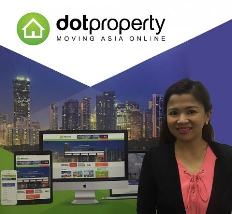 Dot Property Philippines country manager Tanya Peralta-Yu