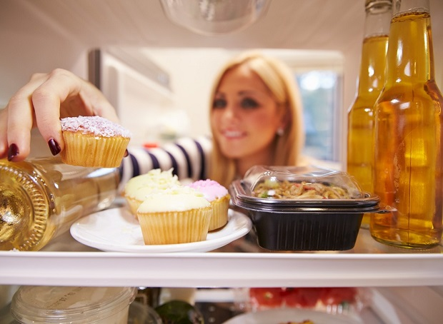how to find power consumption of refrigerator