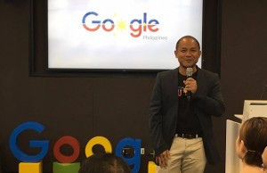 Google PH country manager Kenneth Lingan