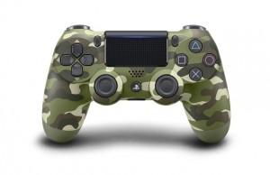 DS4 Green Camouflage