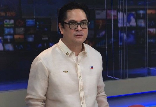 Presidential Communications Office secretary Martin Andanar