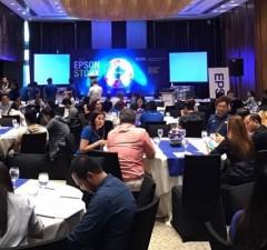 Epson Story Solutions and            Technology Convention 2017