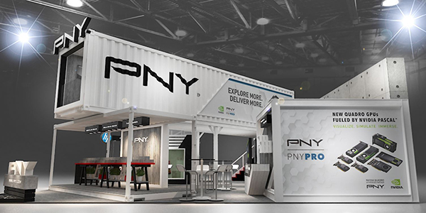 170525 PNY Computex Booth