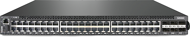 Lenovo ThinkSystem NE1072T RackSwitch