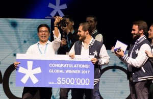 Acudeen, founded by Filipino Magellan Fetalino, won last year's Seedstar World in Switzerland