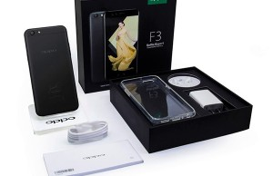 OPPO F3 Sarah Geronimo Limited Edition Package (2)