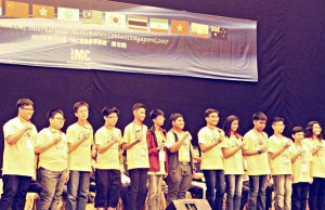 The victorious PH team at the 13th International Mathematics Contest (IMC)