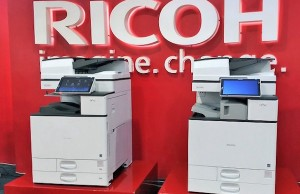 Ricoh's multi-function printers run on Android OS