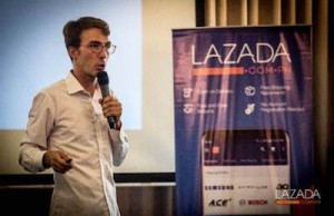 Lazada is also an efficient marketing platform, Lazada Philippines Chief Marketing Officer  Tristan de Belloy said.