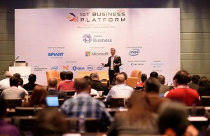 A session on Smart Cities was conducted at the 15th Asia IoT Business Platform held at Manila Marriott Hotel in Pasay City from August 1-2