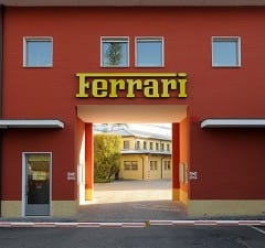 Kaspersky Lab_Secure Your Ferrari Experience