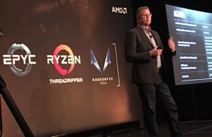 AMD senior vice president and general manager for computing and graphics Jim Anderson