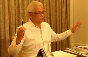 DICT officer-in-charge and undersecretary Eliseo M. Rio Jr.