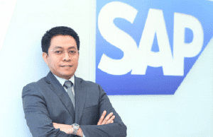 New SAP Philippines managing director Edler Panlilio