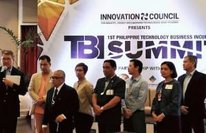 DOST's de la Peña discusses the vital role of the government's Technology Business Incubator (TBI) Program as vehicle for supporting startups to create more opportunities. (EKU)