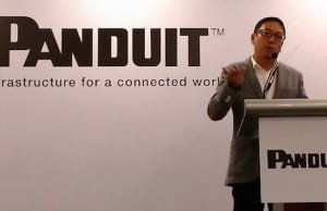 "Panduit's Harry Woo: ""A resilient and agile critical infrastructure is vital for the success of any technology-backed service."" (EKU)"