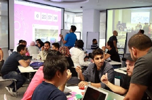 The Accenture Digital Hackathon is a 24-hour event in 11 cities across four continents where talented individuals will prototype digital solutions that help create a truly human city environment