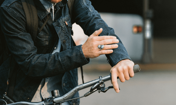 Google and Levi's new Commuter Trucker Jacket. Photo credit: Levistrauss.com