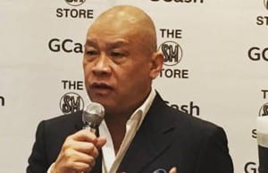 Globe president and CEO Ernest Cu