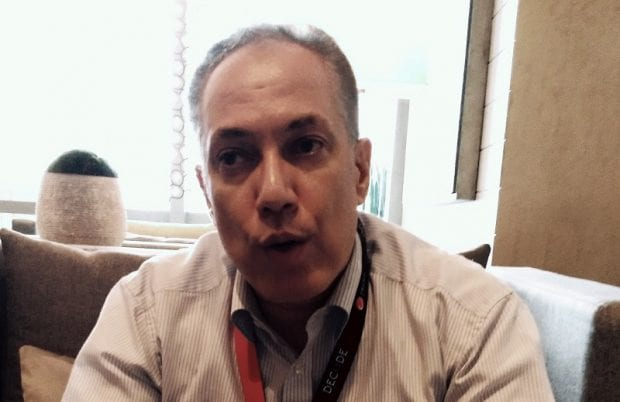 Trend Micro regional head for Asia and the Middle East Cherif Djerboua
