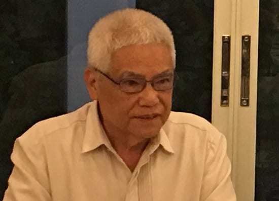 DICT undersecretary and officer-in-charge Eliseo Rio Jr.