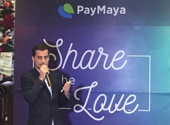 PayMaya COO Paolo Azzola says 2017 was a banner year for PayMaya