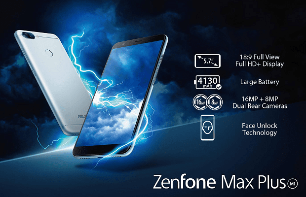 ZenFone Max Plus_We Love Going Further