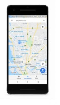 Google Maps adds \'motorbike mode\' for traffic navigation in PH ...