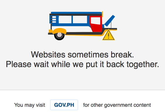list of government websites