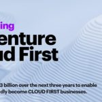 Accenture bares $3-B investment for new 'cloud first' business